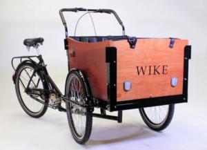 Super-Cargo-Trike-Front