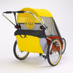 premium-single-bicycle-trailer-rear